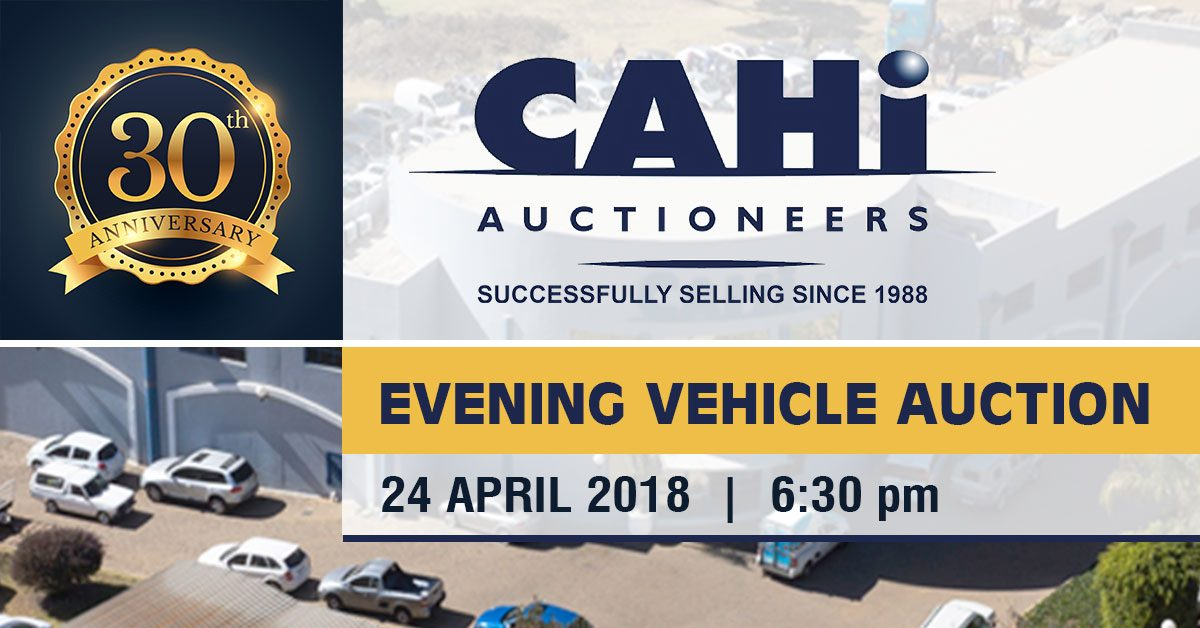 CAHi - Movable Asset Auction