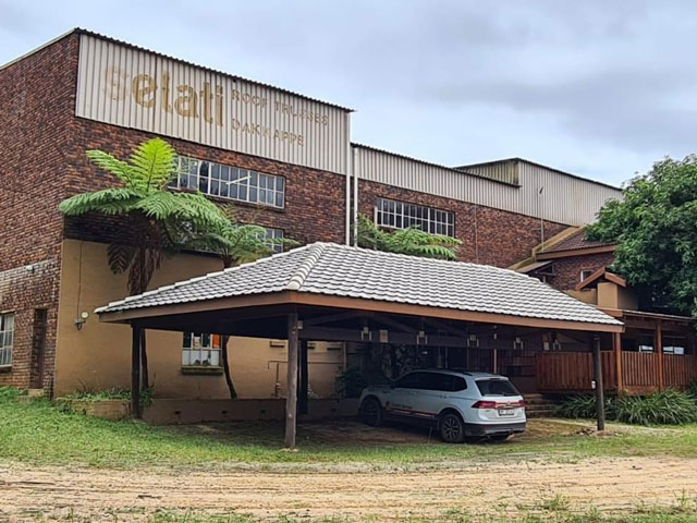 Insutrial property in Tzaneen ON AUCTION