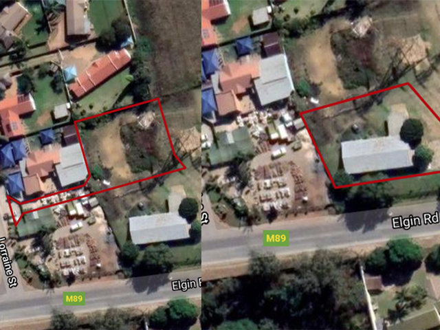 Commercial porperty and vacant stand ON AUCTION